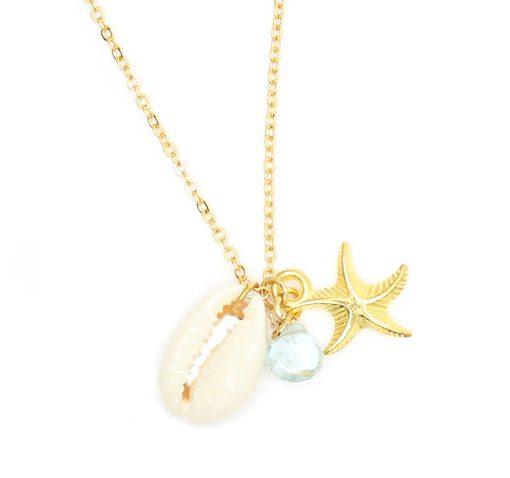 bijoux coquillage